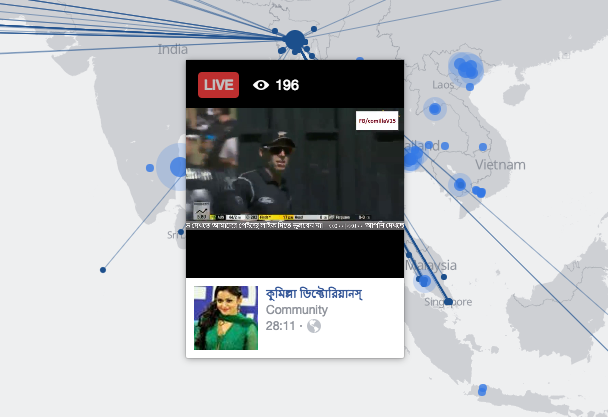 Legal action over boxing livestream highlights Facebook's piracy problem