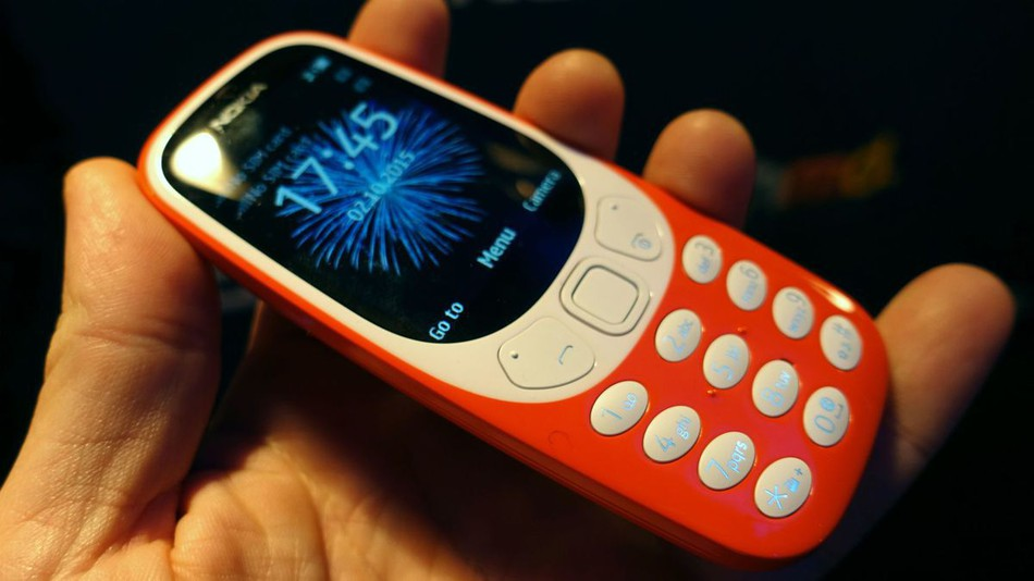 The 3310 made us long for our youth, but sadly, it might not even work depending on where you live.