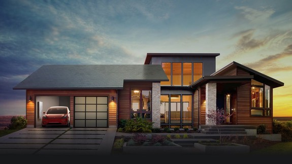 Elon Musk just told some rando on Twitter when Tesla's new solar tiles are available
