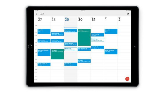 Google Calendar for iPad is here. Finally.