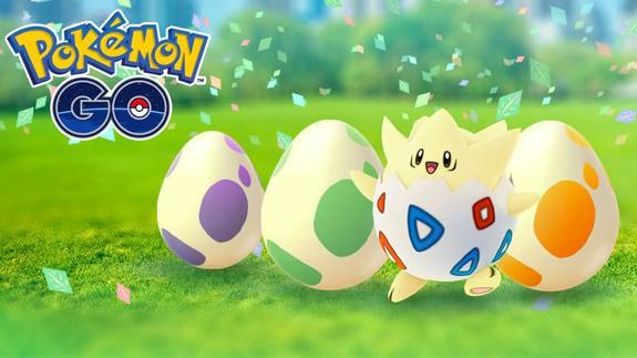 Easter comes to 'Pokémon GO' with egg-stravagent bonuses