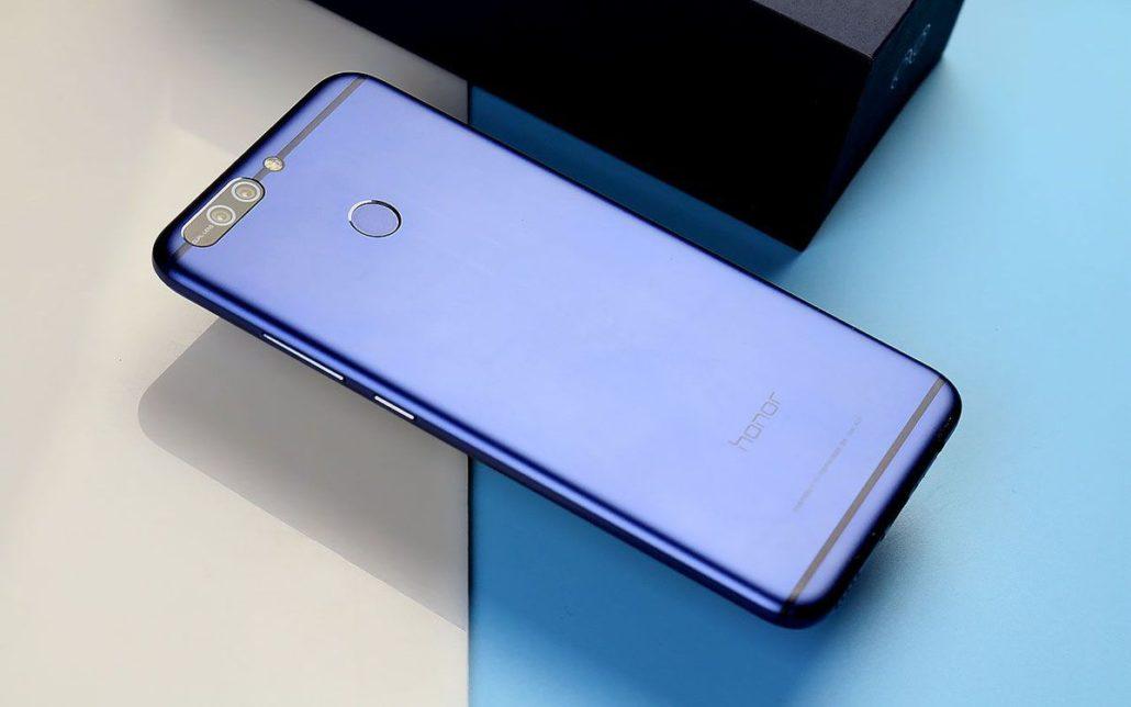 Huawei's new Honor 8 Pro smartphone has 6GB of RAM, ultra-slim design