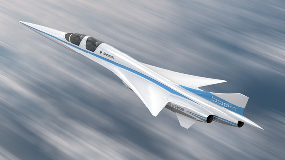 Richard Branson's supersonic jets could find a landing spot in Dubai