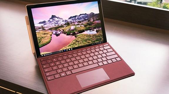 Check out Microsoft's latest, sleekest Surface Pro