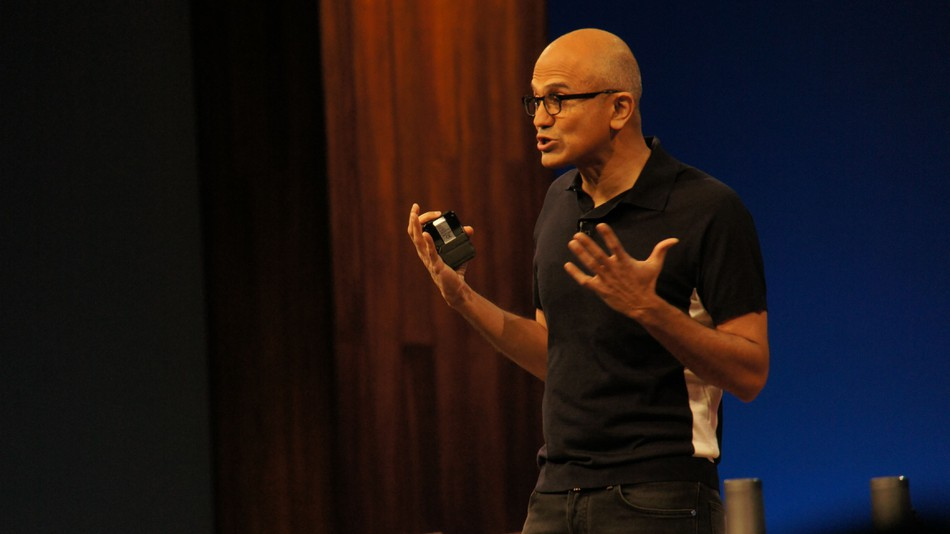 Microsoft is shifting its mobile strategy.