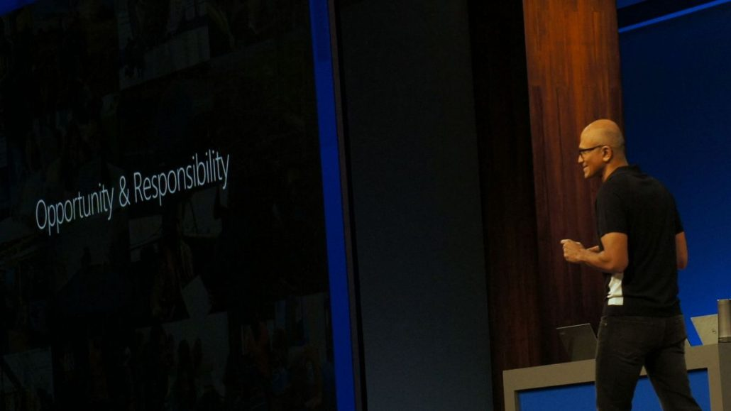 Microsoft's new strategy: A deeper meaning