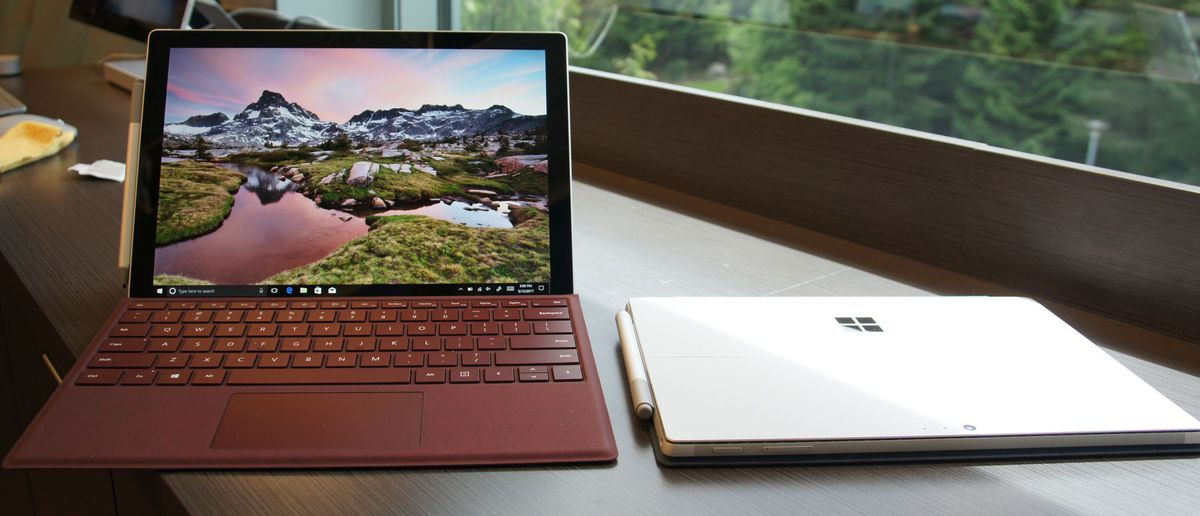 The Surface Pro is instantly recognizable and yet subtly different.