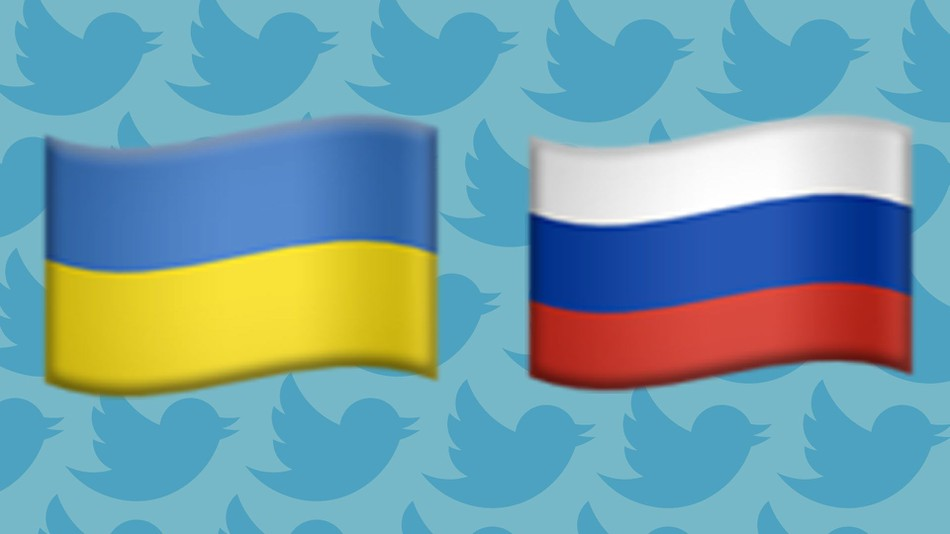 Ukraine tweeting a 'Simpsons' GIF at Russia is peak 2017 politics