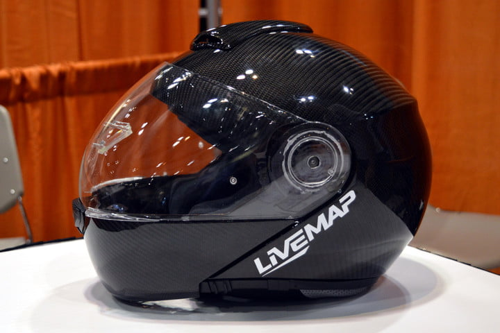 2df35ce9c1e8 Livemap s augmented reality motorcycle helmet could launch next summer