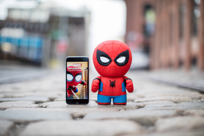 Sphero's Spider-Man