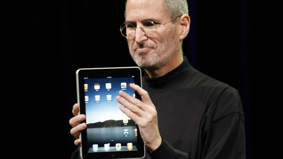 The iPhone was made because Steve Jobs hated this guy at Microsoft