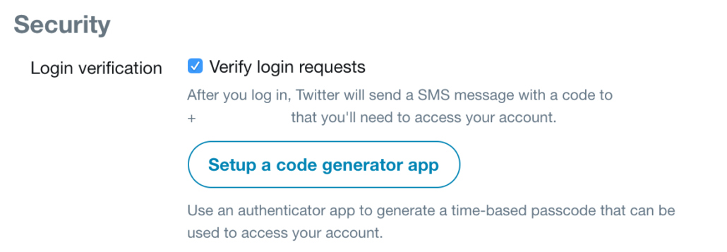 Twitter's 2-factor authentication has a serious problem