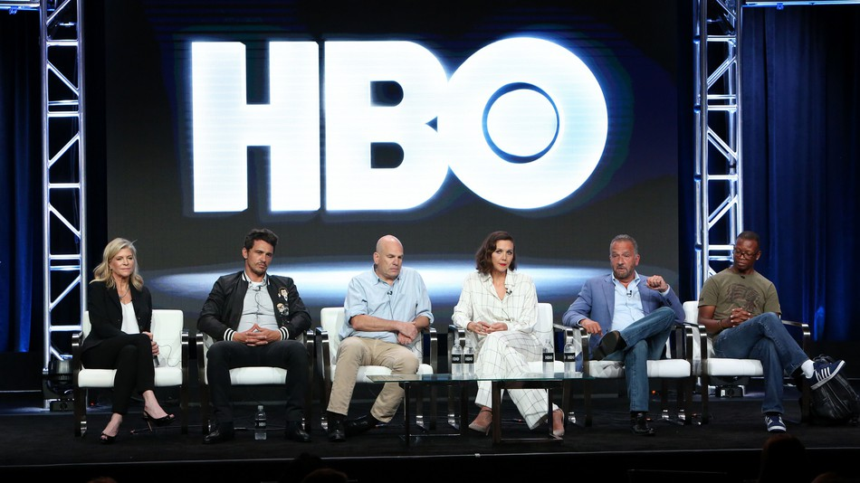 Panel for HBO's 'The Deuce' TV show.