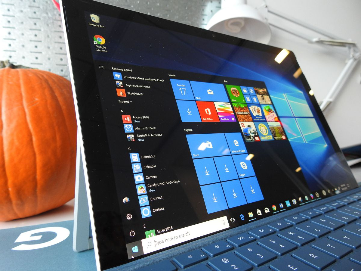 Windows 10 Fall Creators Update  has a lot of newcreative tools, but is still utterly familiar.