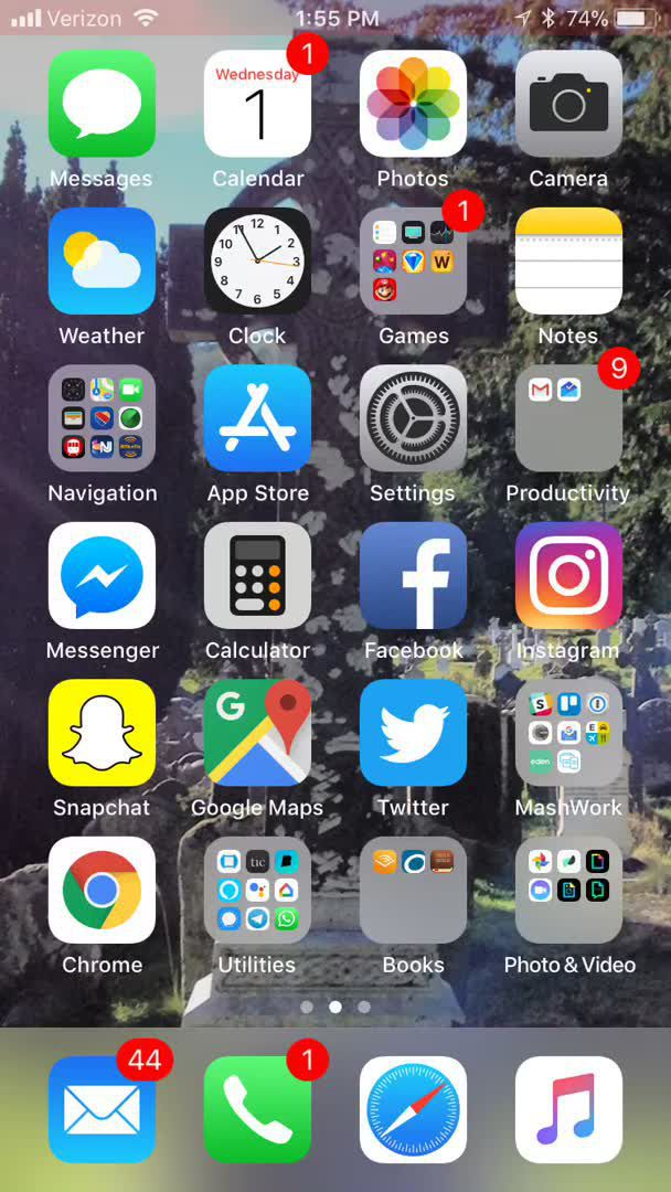 how to clean your apps