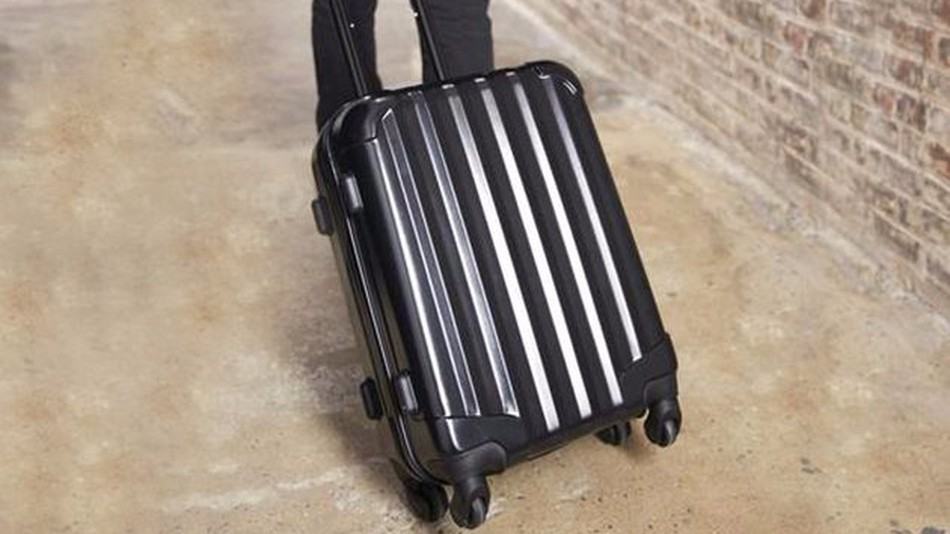 Perfect for holiday traveling.