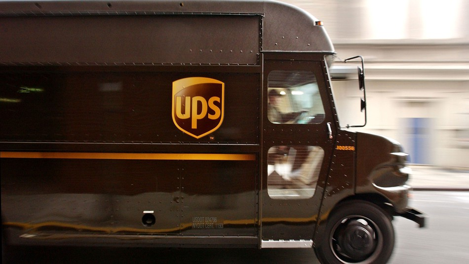 Some UPS trucks will get an electric makeover.
