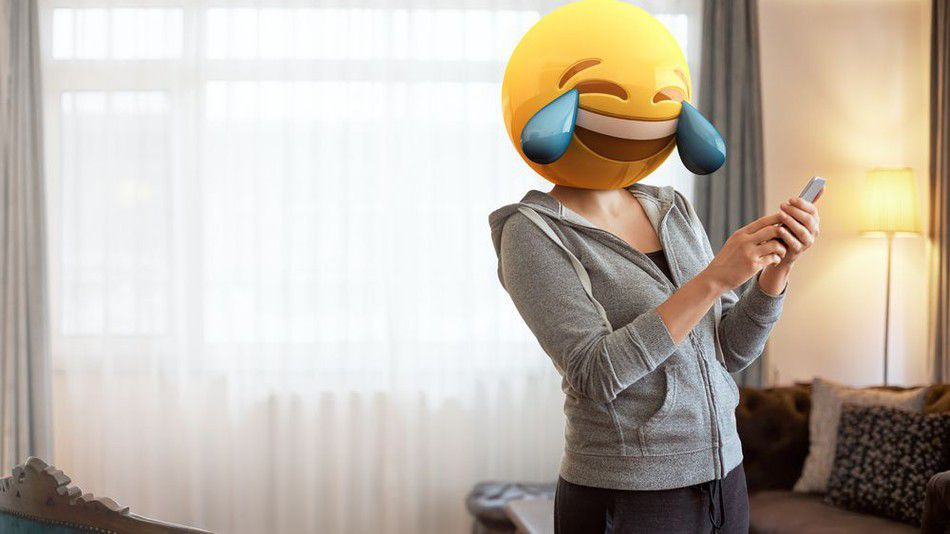 Sad face.