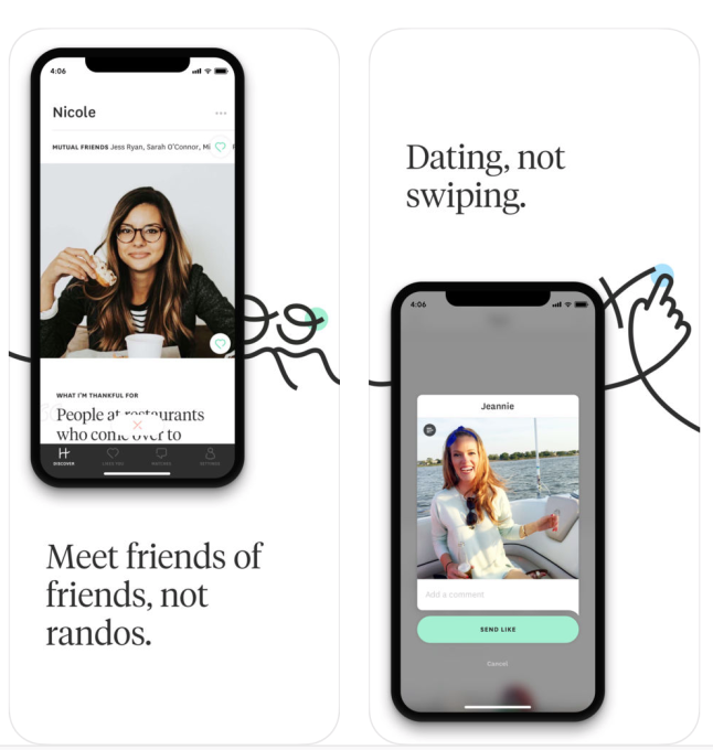 what is hinge dating app