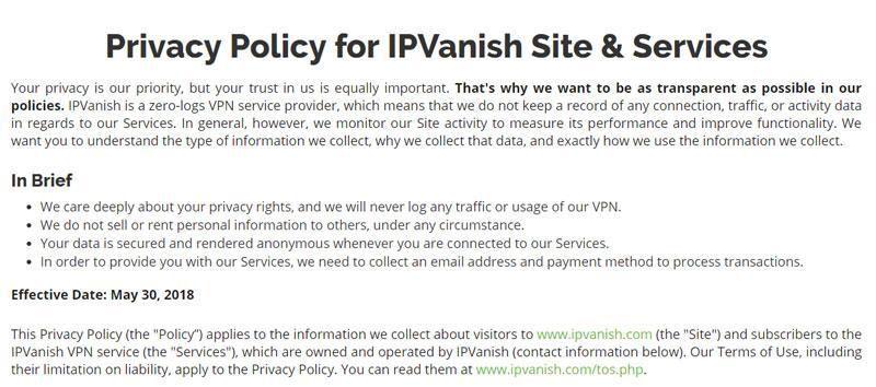 Untrusted vpn server is blocked