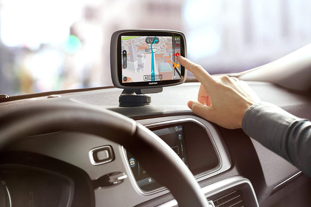 Get to wherever you need to go with TomTom.