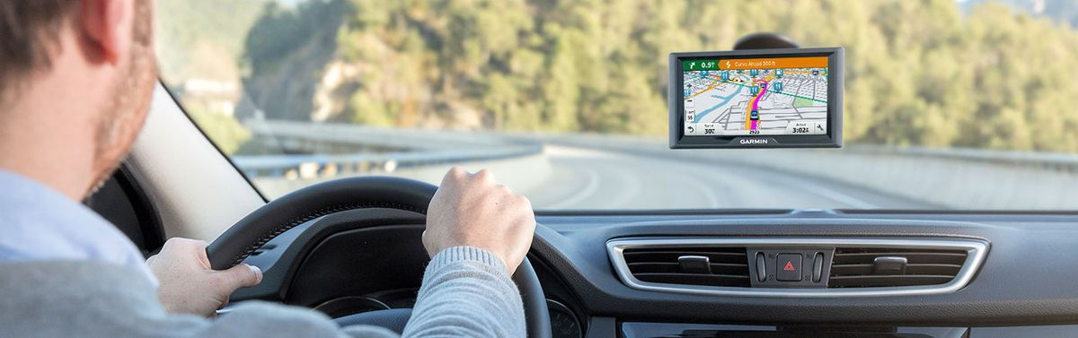 Now you can avoid traffic jams with Garmin.