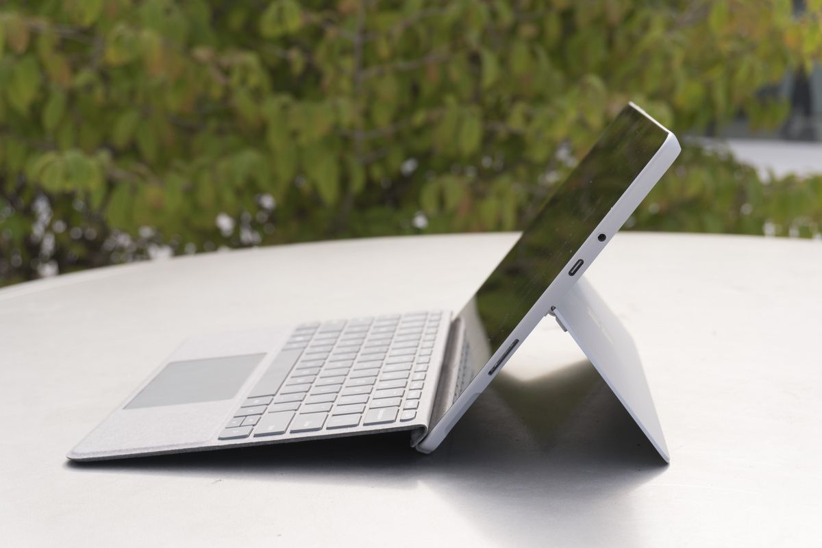 You have to really love the Surface brand to buy the Go.