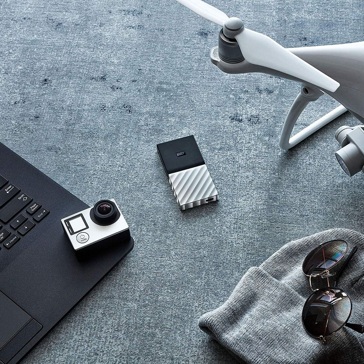 Portable storage from WD is on sale.