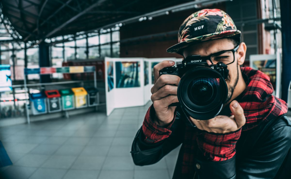 Become a master photographer.