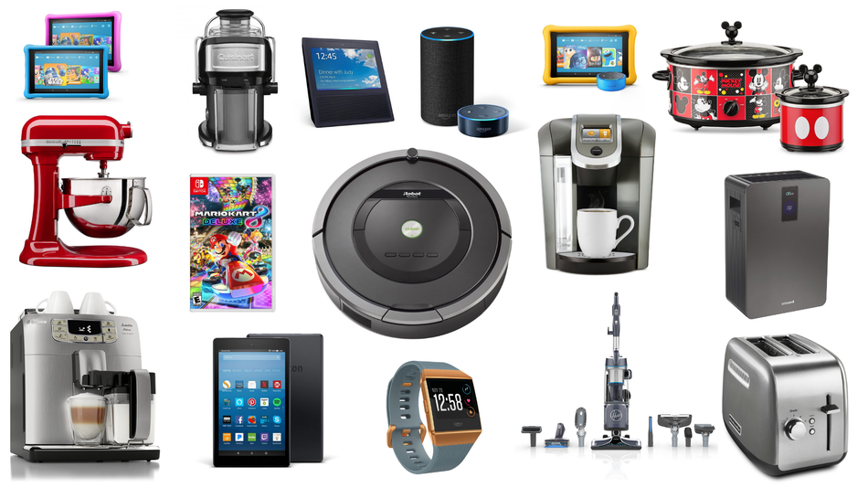 Save on kitchenware and vacuums today.