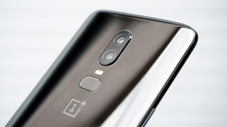 The successor to the OnePlus 6 (pictured) is coming soon.