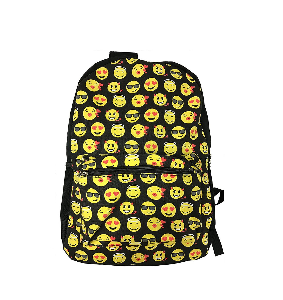 Thee Desire Deluxe emojis shoulder book bag is down to £7.63.