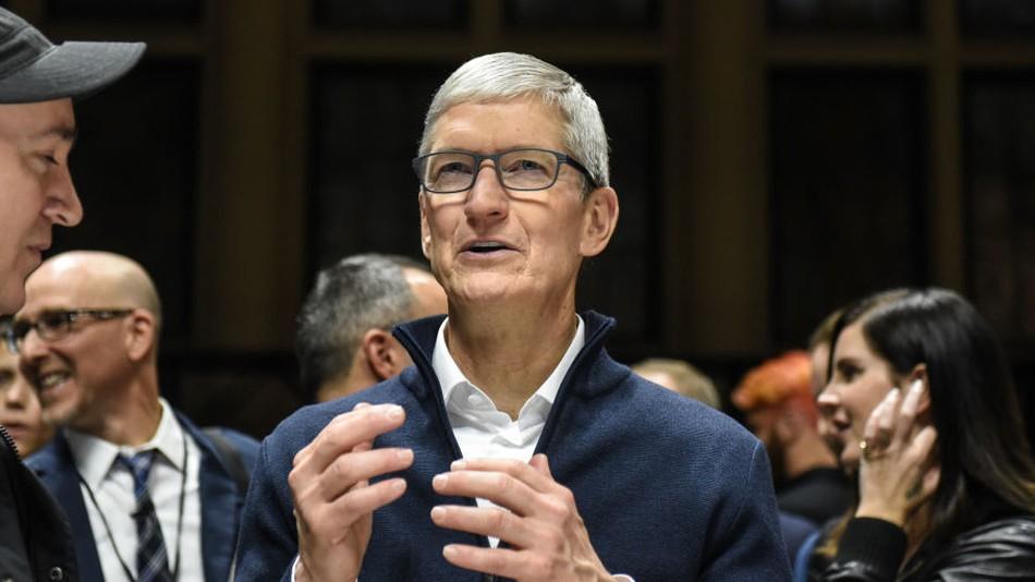 Tim Cook, CEO of Apple, believes regulation of the tech industry is inevitable.