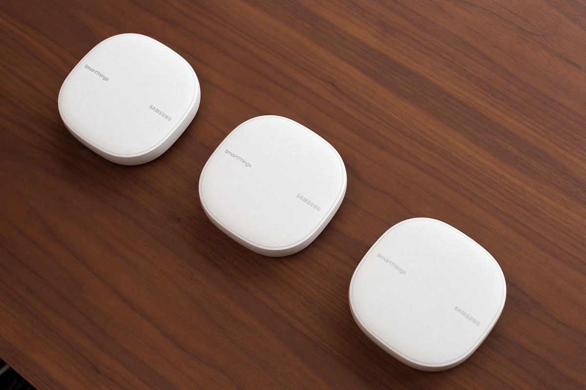 The three-pack gives you enough routers to cover up to 4,500 square feet.