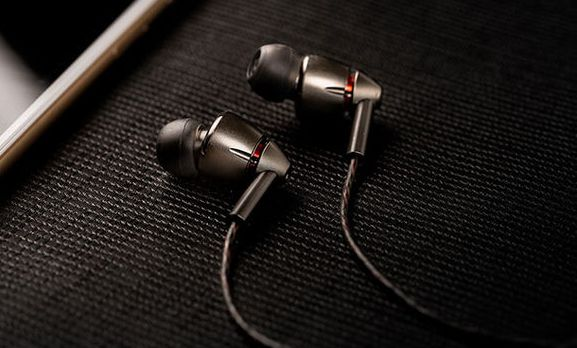 Boost your audio with 1MORE.