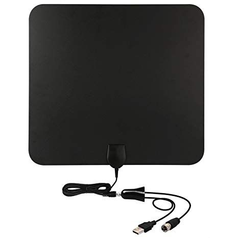 Digital antennas make for a fantastic gift. Free TV for cordcutters!