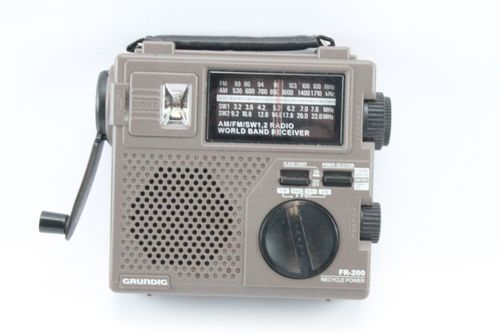 A classic gift for someone who loves talk-radio