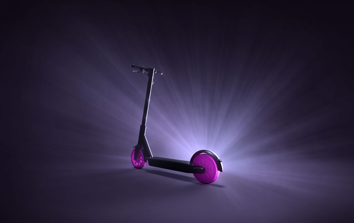 Lyft joins the e-scooter craze.