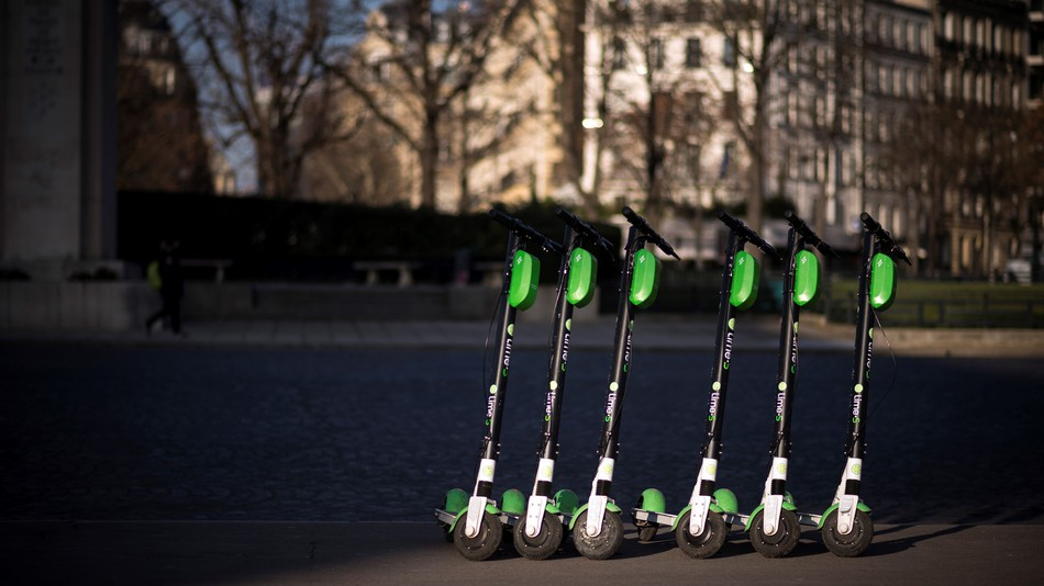 Electric scooters are spreading globally.