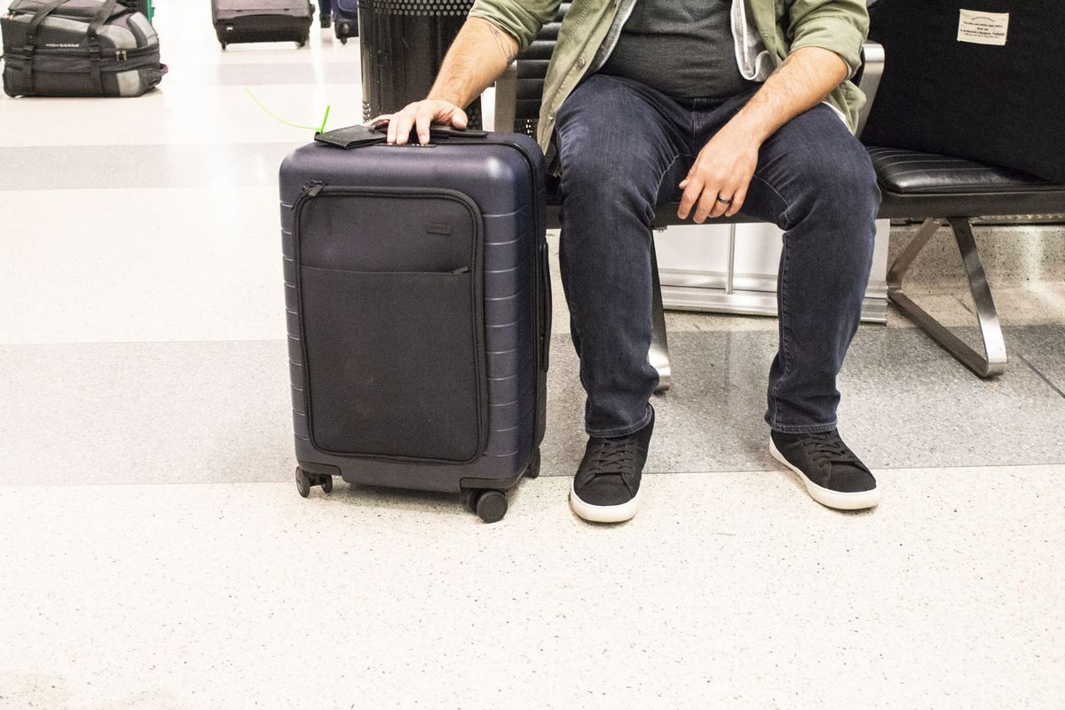 A stalwart traveling companion.