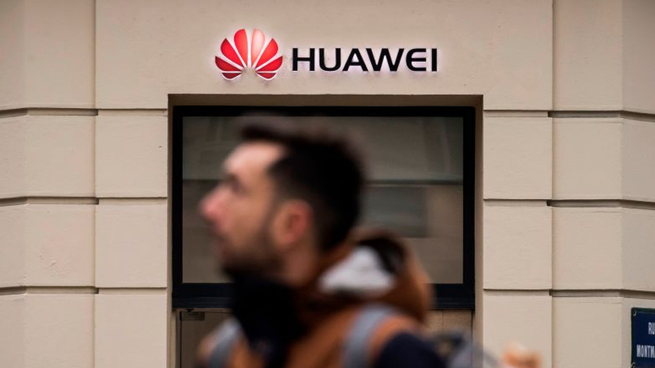 Huawei's founder speaks up after considerable pressure from the U.S.