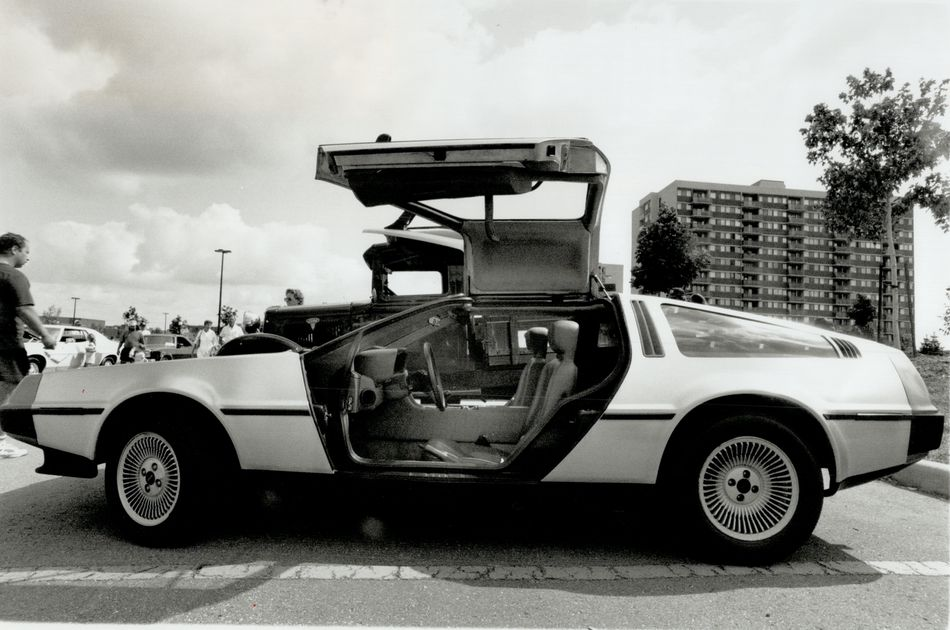 The DeLorean could've been a Tesla.
