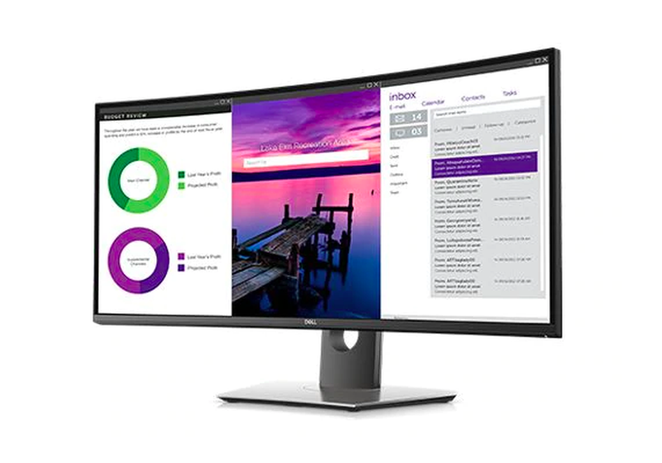 This 34-inch Dell UltraSharp curved monitor is $420 off with code