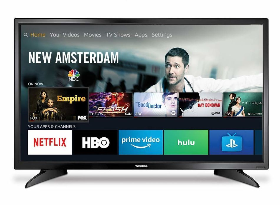 This bestselling HD smart LED TV with built-in Fire TV is 40% off