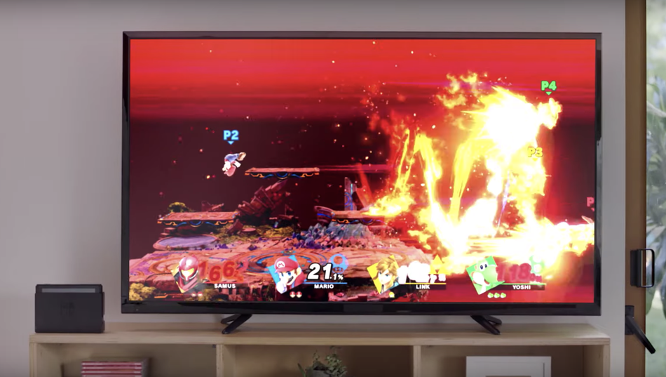Being able to switch between portable and TV mode is what makes the Switch — well — a Switch...