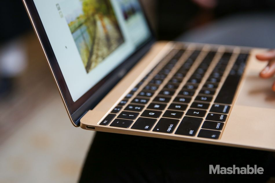 "The MacBook gave birth to the dreaded ""butterfly"" keyboard."