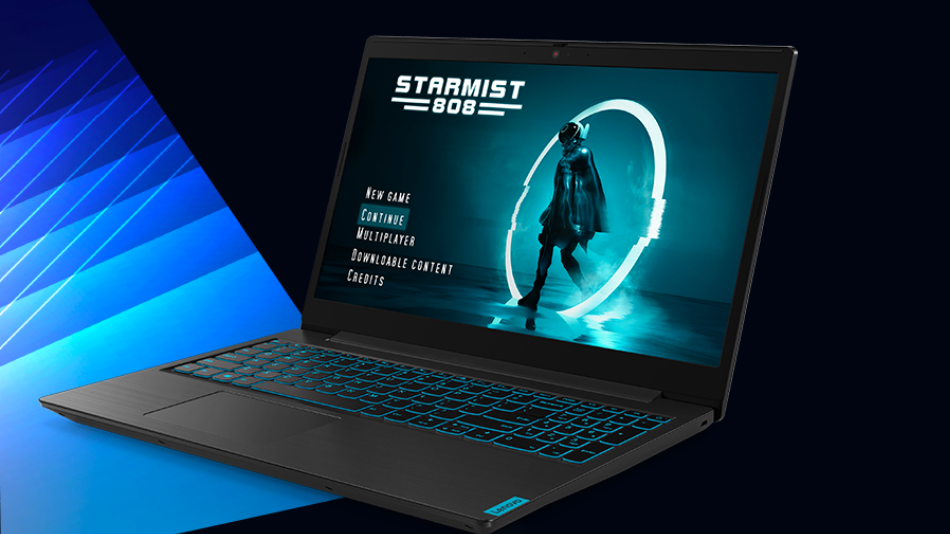 The Lenovo Ideapad L340 was released in May as an affordable option for entry-level PC gamers.