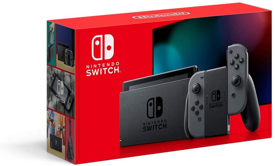 Get a $25 Amazon gift card when you buy a Nintendo Switch