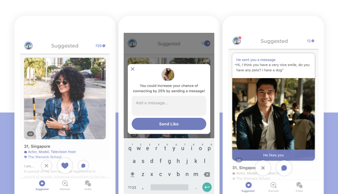 Coffee Meets Bagel Goes Anti Tinder With A Redesign Focused On Profiles Conversations Techio