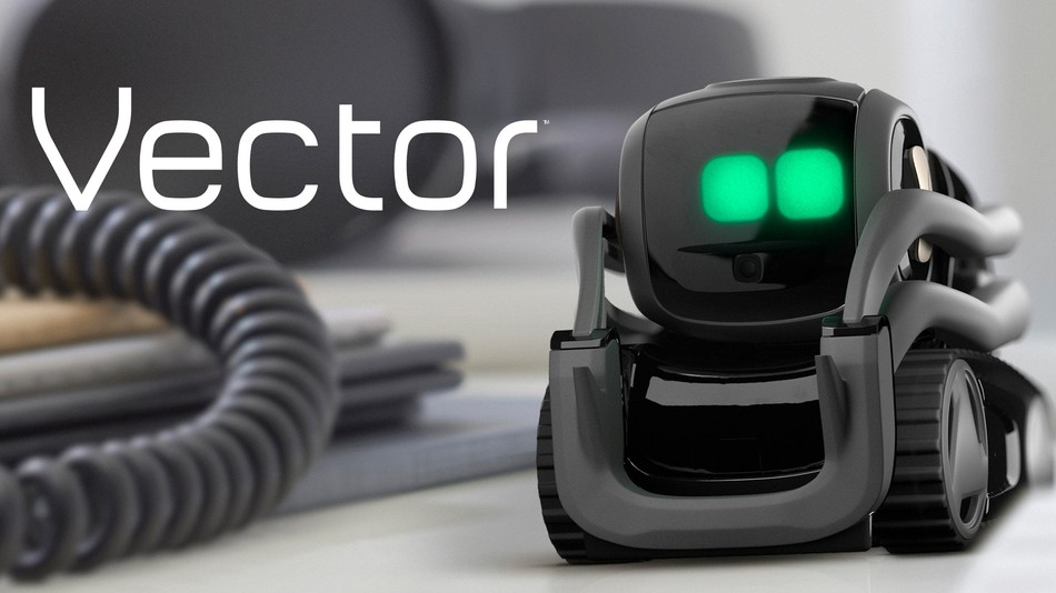 Your first robot sidekick.